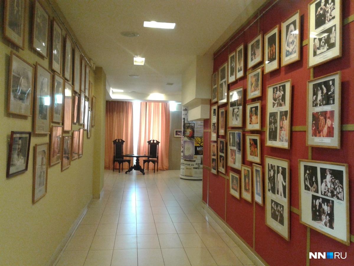 Музей саровской драмы.