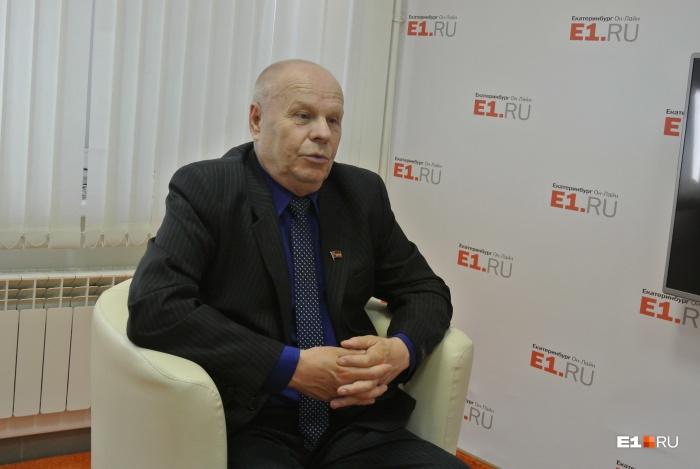 Александр Фёдорович живёт с донорским сердцем уже 9 лет