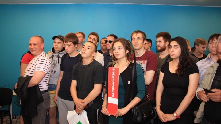 «Не забывайте об этом опыте»: в Архангельске закрылся штаб Навального