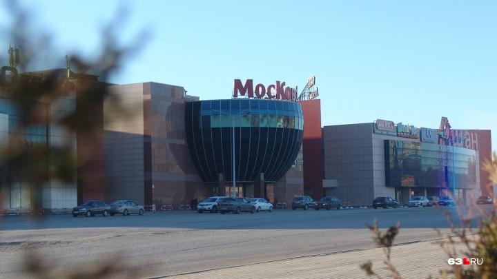 Рядом с ТЦ «Московский» хотят построить еще два торговых центра