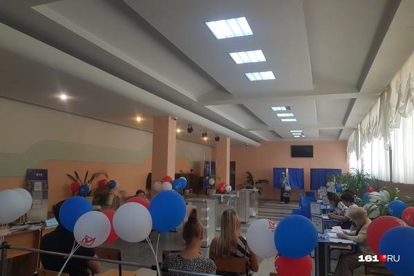 В Ростове в трех округах победили представители «Единой России», в одном — самовыдвиженец