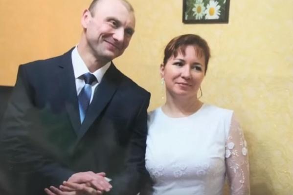 Виктория познакомилась с киллером Олегом по переписке и вышла за него замуж