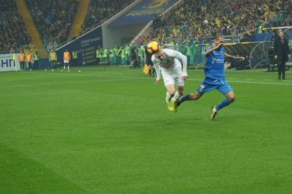 Обе команды играют в атакующий футбол