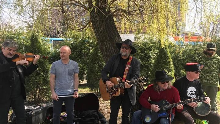 Борис Гребенщиков даст бесплатный концерт на набережной Волги в Самаре