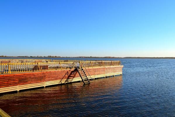 Озеро Карачи в Чановском районе занимает седьмое место в рейтинге самых популярных оздоровительных курортов страны