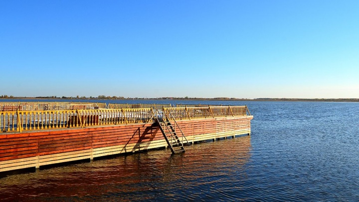 Озеро в Новосибирской области вошло в десятку лучших лечебных курортов России