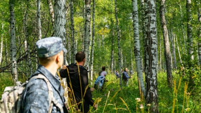 Как мы тебя искали, Коля. Дневник с места поисков трёхлетнего мальчика, потерявшегося в лесу
