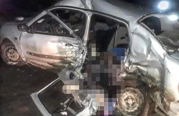 Под Стерлитамаком в ДТП с SKODA Fabia и Renault Symbol погибли две женщины. Очевидцы сняли видео