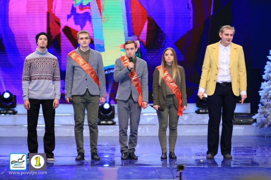 Чемпионами Премьер-лиги КВН стала команда изЧелябинска