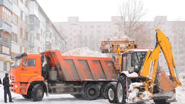 Дорожники работают в усиленном режиме: следим за последствиями непогоды в Нижнем Новгороде онлайн
