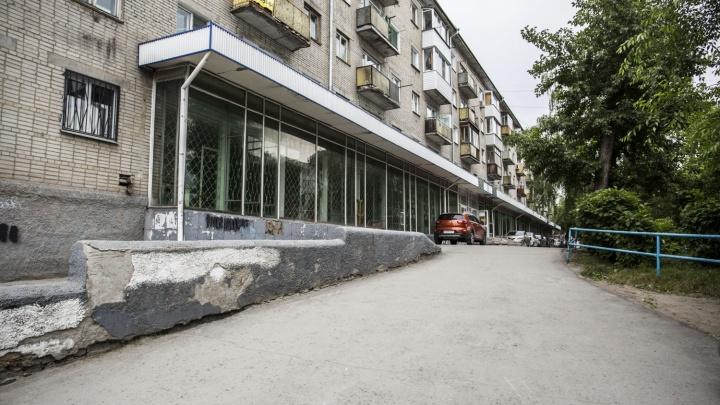 «Пятёрочка» арендовала огромное помещение для нового магазина на Никитина