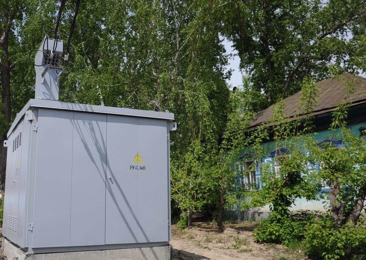 Трансформаторная подстанция по улице Московской