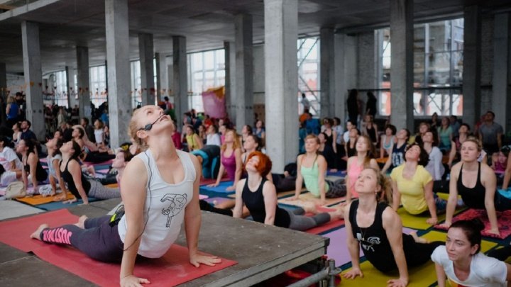 В Перми проведут йога-марафон, чтобы помочь больным детям