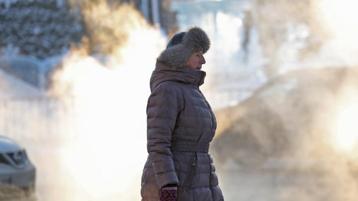 «Потепление задерживается»: синоптики рассказали о погоде в Челябинске в ближайшие дни