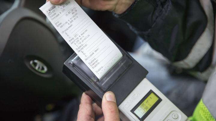 Автоинспекторы поймали на новосибирских дорогах больше сотни пьяных водителей