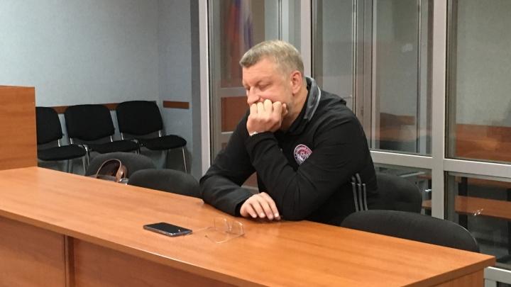 За злоупотребление полномочиями экс-министра спорта Прикамья Павла Ляха осудили на 3 года условно