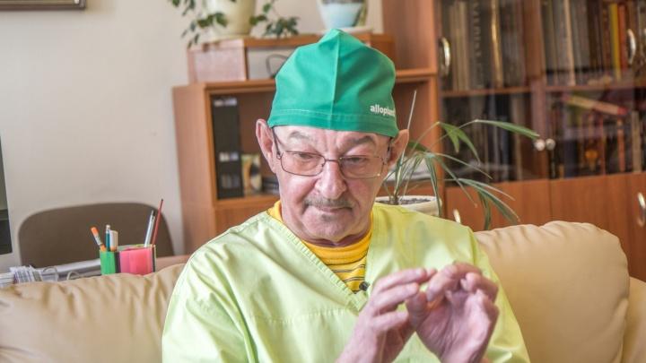 """Уфимский профессор Эрнст Мулдашев: «""""Вязкая"""" вода — основа вечной молодости и долголетия»"""