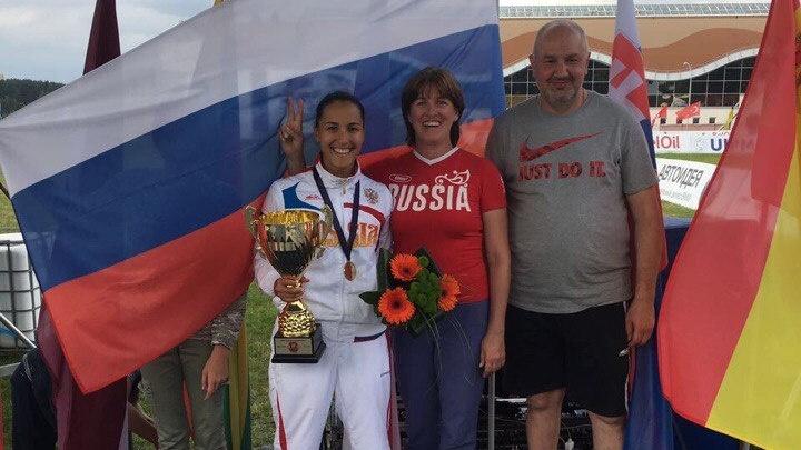Уфимка Гульназ Губайдуллина выиграла чемпионат мира по современному пятиборью