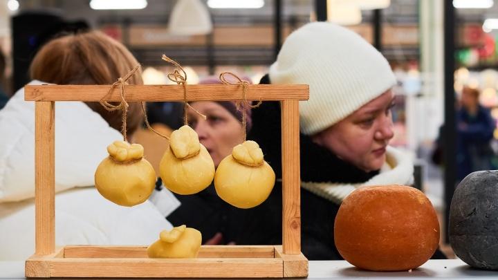 Сырные головы от 700 рублей за кг: как прошел фестиваль «Самарский пармезан»