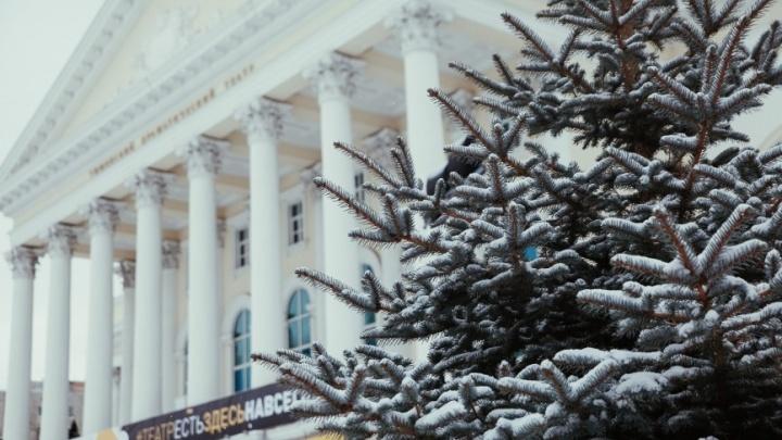 Тюменцев ждет похолодание и снег. Прогноз погоды на следующую неделю