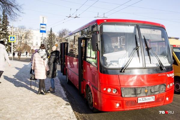 Частные перевозчики считают, что у мэрии Ярославля не получится полностью искоренить маршрутки