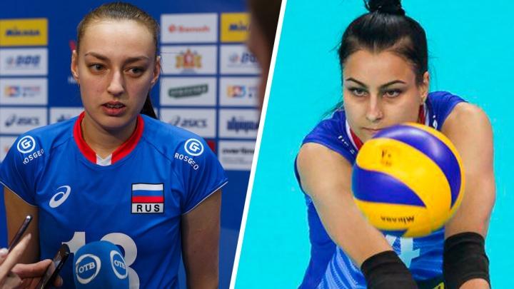 Две волейболистки «Уралочки» сыграют за Россию на чемпионате Европы: когда болеть за наших красоток