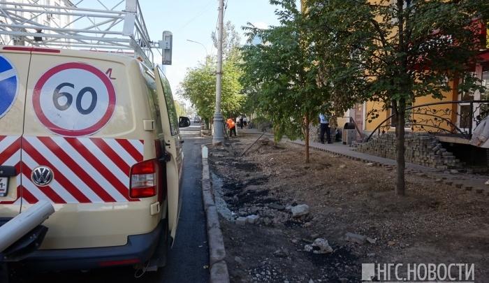 Ремонтирующих проспект Мира дорожников оштрафовали на миллион