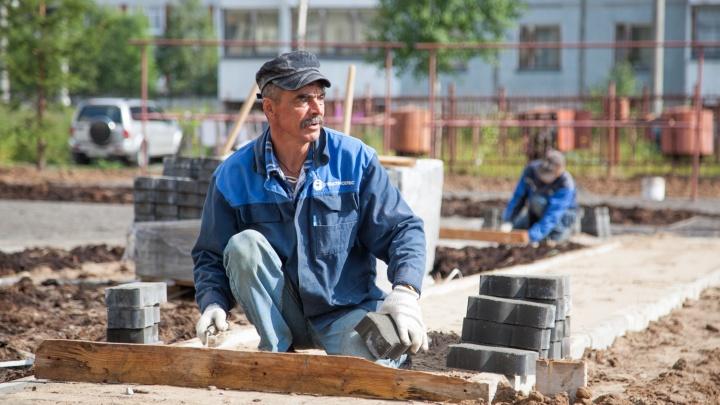 Скверы и территории возле домов: какие объекты благоустроят в Архангельске в 2020 году