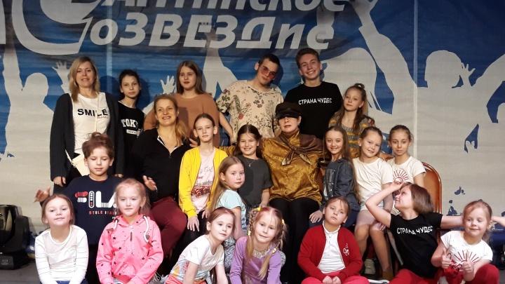 Юные архангельские артисты завоевали на фестивале в Сочи 35 медалей