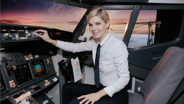 Горожане смогут принять участие в конкурсе и почувствовать себя пилотами авиалайнера