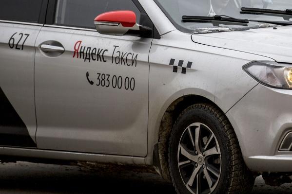 Водитель Яндекс.Такси рассказал, что пытался защитить себя и своего пассажира