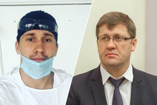 Тольяттинский ортопед Алексей Карчинский надеется, что руководство Медгородка услышит пожелания главы областного Минздрава Михаила Ратманова