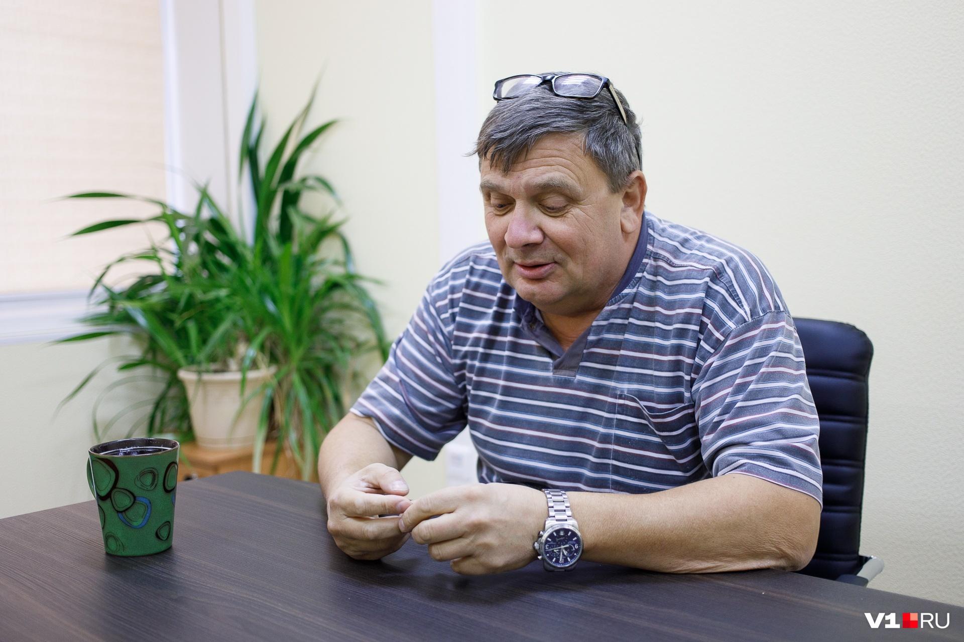Александра Сиволобова быстро приучили к жизни в курортном городе