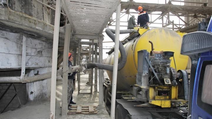 Асфальтовый завод под Челябинском оштрафовали на четверть миллиона за экологические нарушения
