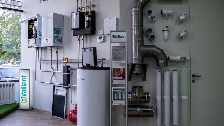 И газ подключат, и воду проведут: в Екатеринбурге открылся новый инженерный центр