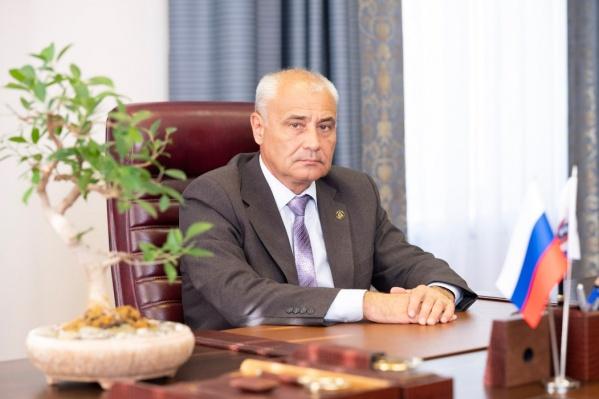 Кандидат в мэры Новосибирска Данияр Сафиуллин