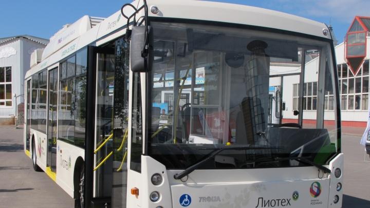 """""""20-30 километров без подзарядки"""": в Екатеринбурге в ноябре начнут тестировать новый электробус"""