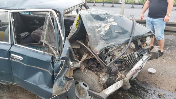 Опрокидывания и наезды на стоящие автомобили: восемь человек погибли в ДТП в Башкирии за одни сутки