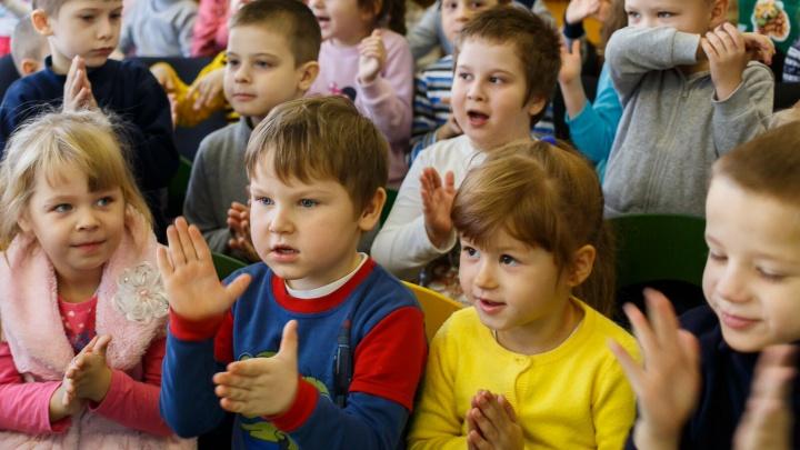 В Волгоградской области 100 тысяч детей растут в бедных семьях