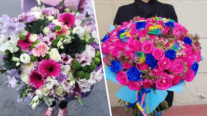 Цветы по цене бриллиантовых серёжек: 11 дорогих букетов, купленных омичами