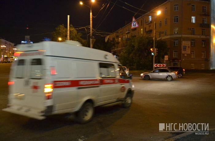 Нетрезвый шофёр устроил ДТП под Омском— пострадал ребёнок