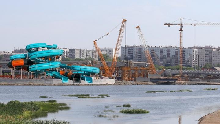 «Идеально для аквапарка»: Денис Ни — о том, что построить на месте замороженного конгресс-холла