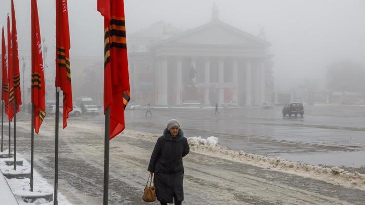 Идем на весну: уставший от морозов Волгоград остановится на крепком «нуле»