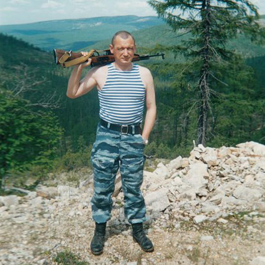 Владимир на Алданском нагорье