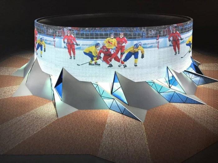Стадион в Новосибирске планируют построить к молодёжному чемпионату мира по хоккею 2023 года