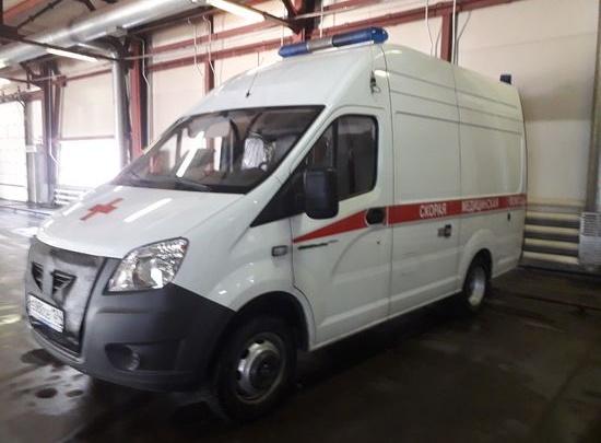 Красноярск получил 65 машин скорой помощи к Универсиаде