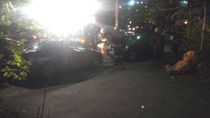 Ярославец, проголодавшись, сжёг собственную квартиру: фото с места