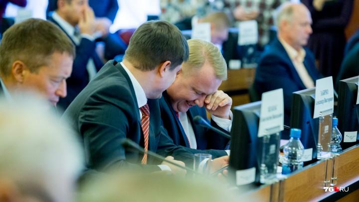 Депутаты хохотали и выбирали ярославцам мэра: как это было