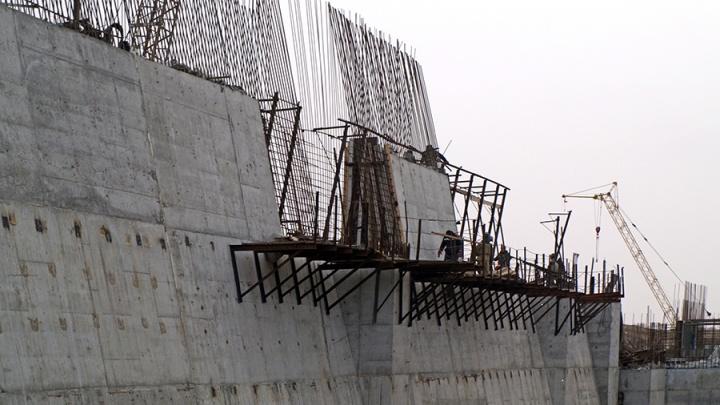 В Москве одобрили продолжение строительства Красногорского гидроузла