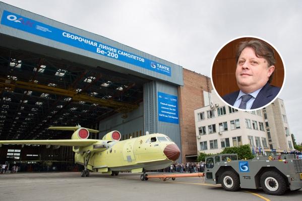 Игорь Гаривадский сорвал сроки поставки самолетов для Минобороны